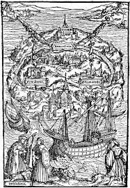 Thomas More's Utopia, a vision of the perfect society, which many found truly boring.