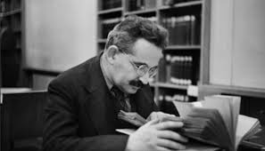 Walter Benjamin at work